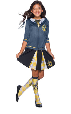 Hufflepuff Skirt Harry Potter Book Week Fancy Dress Licensed