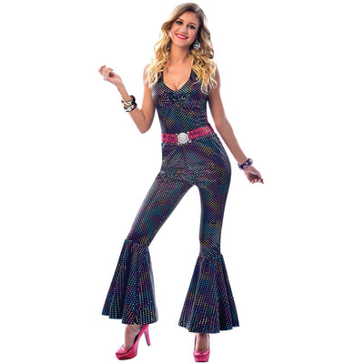 Disco Diva Womens Costume