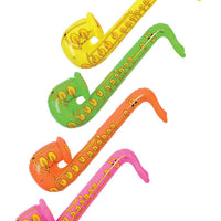 Inflatable Saxaphone