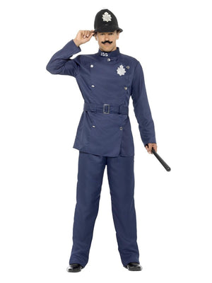 London Bobby Men's Fancy Dress Costume