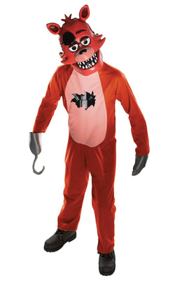 Boy's Five Night at Freddy's Foxy Fancy Dress Costume