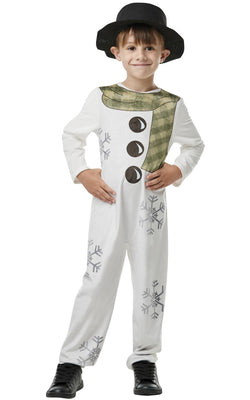 Snowman Christmas Nativity Santa Boys Girls Fancy Dress Costume