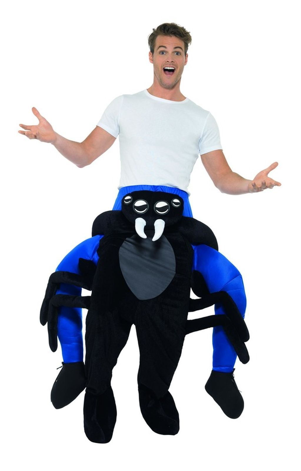 Piggyback Spider Costume