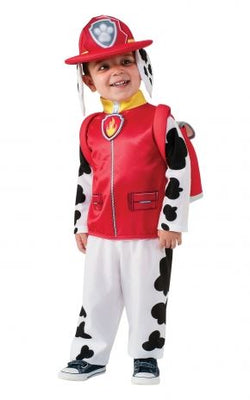Marshall Paw Patrol Boy's Fancy Dress