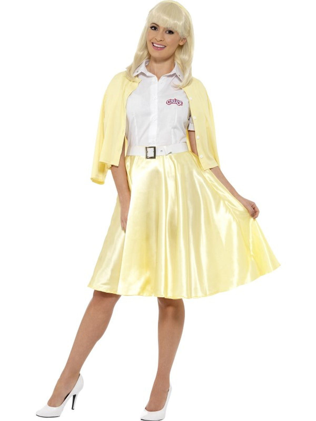 Women's Grease Good Sandy Costume