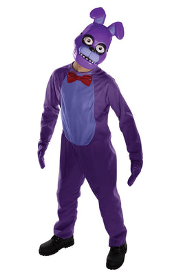 Five Nights at Freddys Bonnie Fancy Dress Costume