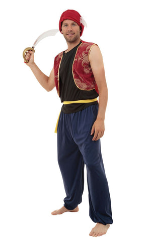 Arabian Bandit Men's Costume