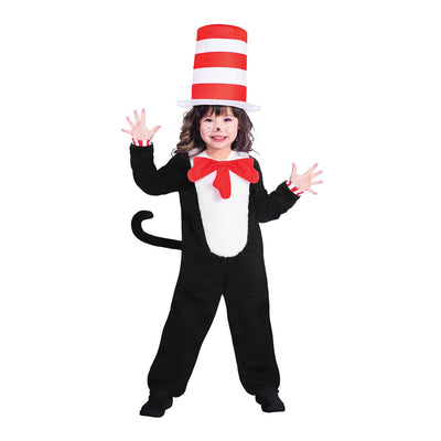 Cat in the Hat Jumpsuit