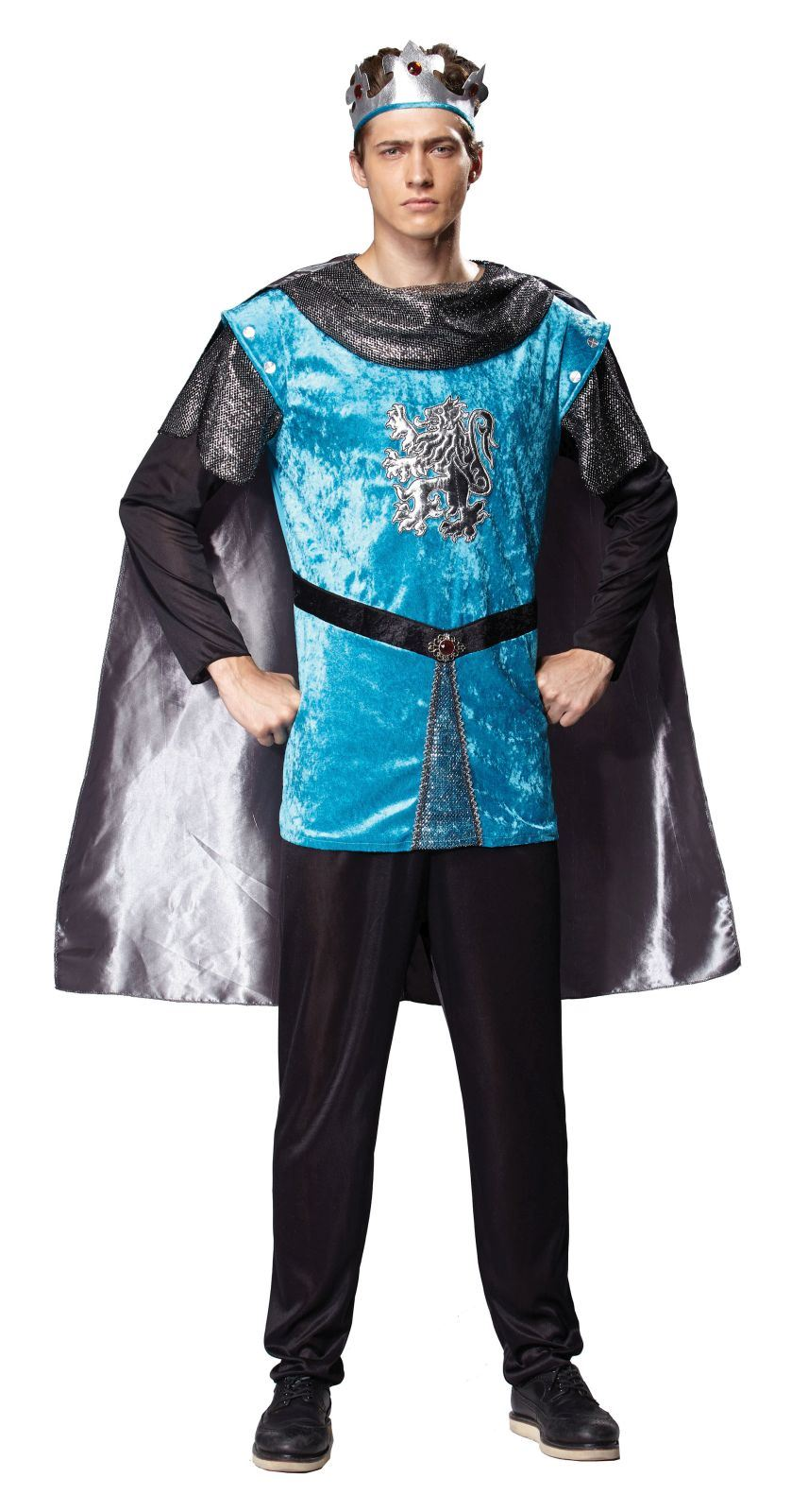 Royal Knight Men's Costume