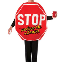 Stop Sign Costume