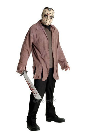 Jason Adult Fancy Dress Costume
