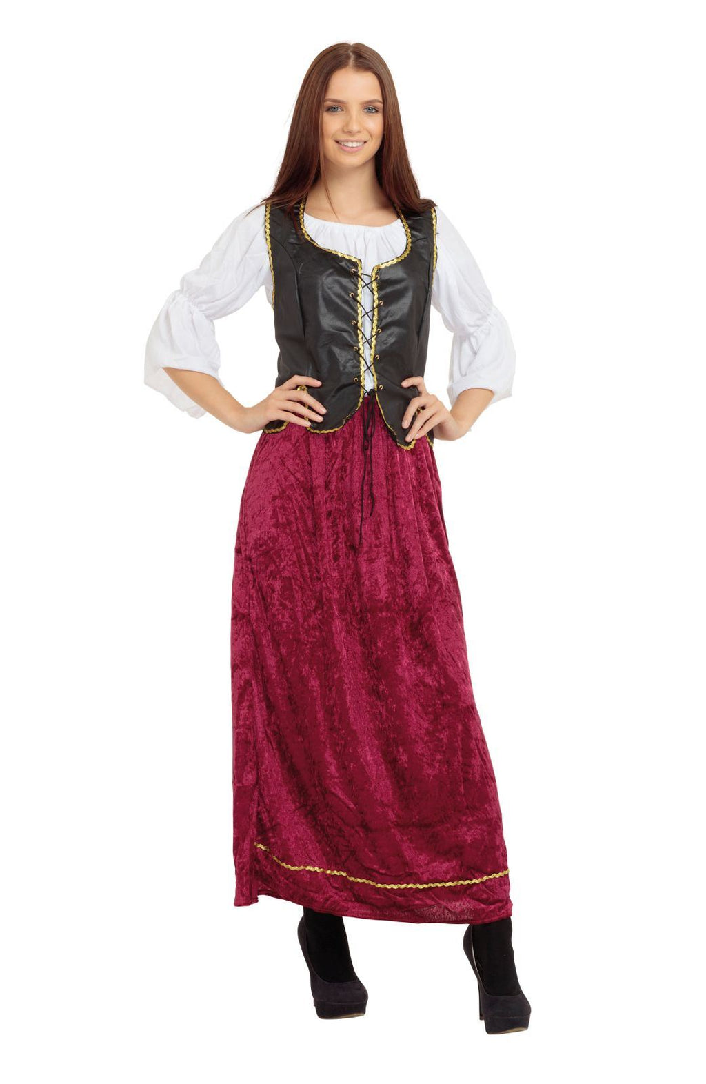 Adult Wench Costume Plus Size