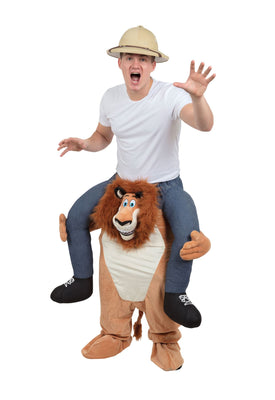 Lion Piggyback Costume