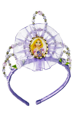 Rapunzel Beaded Tiara