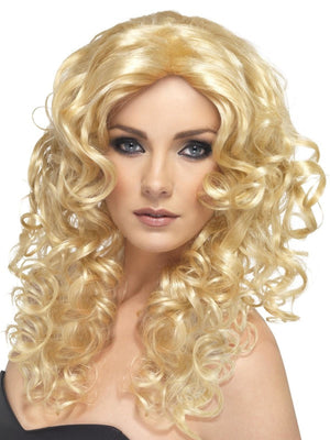 Glamour Wig Blonde