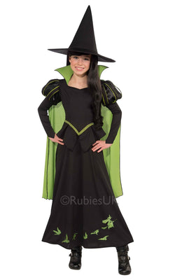 Girls Wizard of Oz Wicked Witch of the West