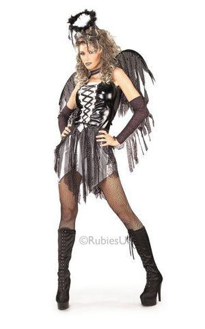 Fallen Angel Fancy Dress Costume