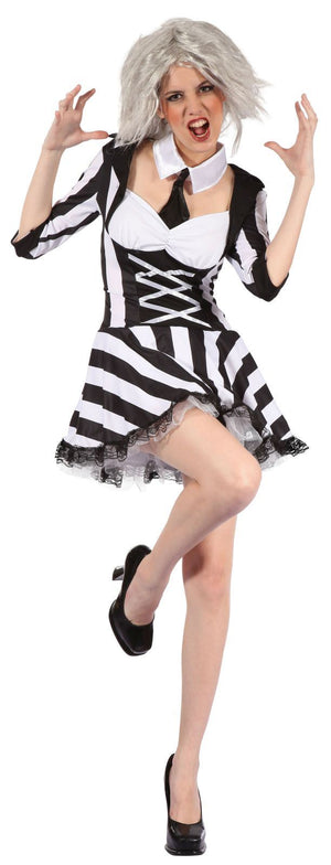 Ladies Dead Psycho Costume