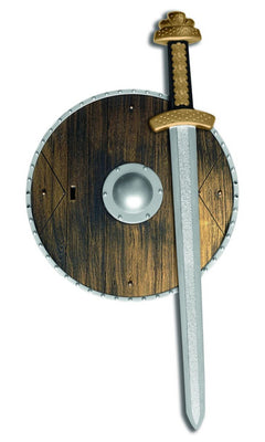 Kids Weapons Set with Sword and Shield