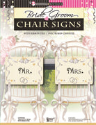 Wedding Mr & Mrs Chair