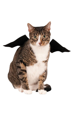 Bat Wings Dog Halloween Fancy Dress Costume Outfit