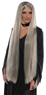 Women's Wig Witch Gray 36