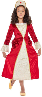 Tudor Princess Costume
