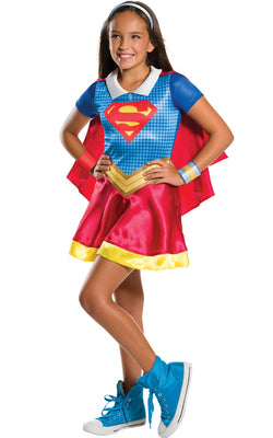 Superhero Girl Wonder WomanMarvel Superhero Girls Fancy Dress CostumePack