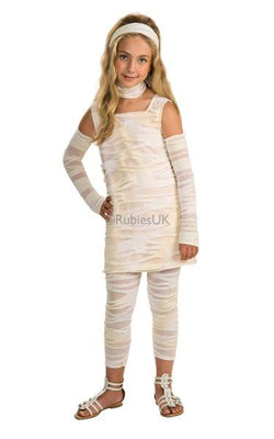 Girls MUMMY-ISTA Costume