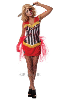 Knife Throwers Assistant Women's Costume