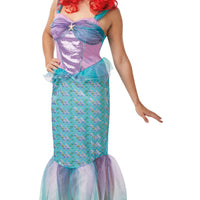 Ariel Disney Women's Fancy Dress Costume