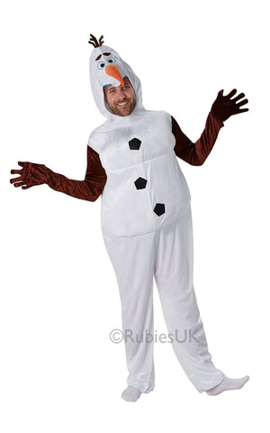 Olaf Disney Frozen adult Fancy Dress