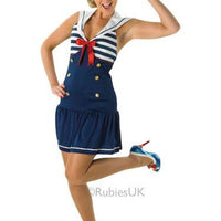 Adult Sailor Girl Costume