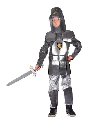 Knight Armour Boy's Costume