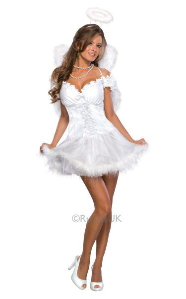 Heaven Sent Fancy Dress Costume