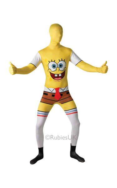 Spongebob Squarepants 2Nd Skin Costume