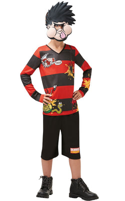 Dennis the Menace Beano Boy's Fancy Dress