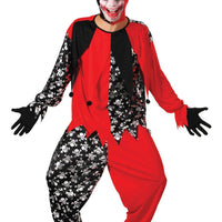 Adults Evil Jester Costume