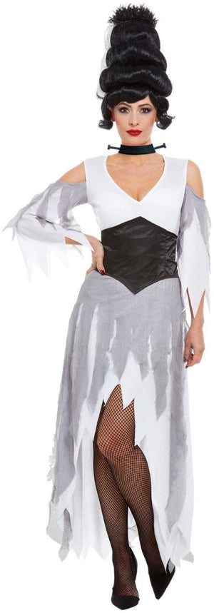 Gothic Bride womens Costume