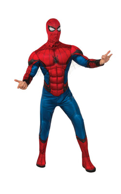 Spiderman 2 Mens Avengers Endgame Marvel DC comic DeluxeFancy Dres Costume