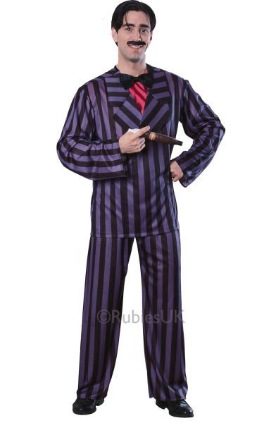 Gomez Fancy Dress Costume