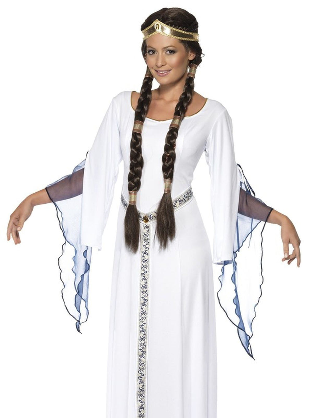 Medieval Maid Fancy Dress Costume