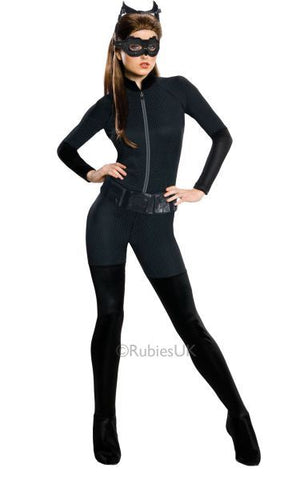 Catwoman Fancy Dress Costume