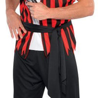 Mens Ahoy Matey Fancy Dress Costume