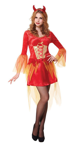 Devil Maiden Women's Costume