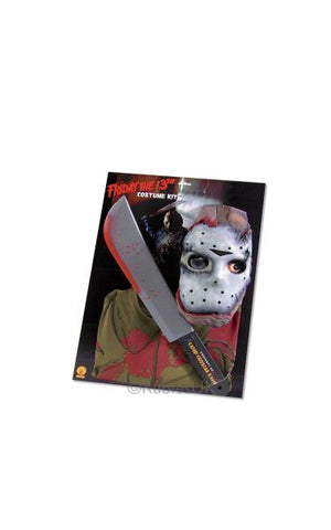 Adult Jason Fancy Dress Costume Blister Kit