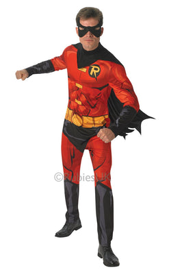 Mens DC Comic Book Robin Costume