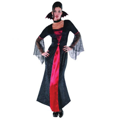 Countess Vampiretta Fancy Dress Costume