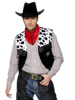 Cowboy Set Fancy Dress Costume