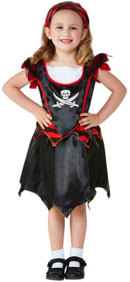 Pirate Skull & Crossbones Toddler Costume